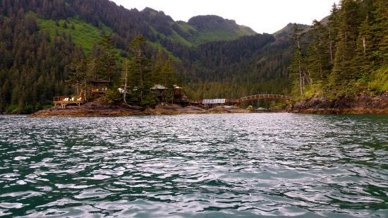 Orca Island Cabins : Orca Island