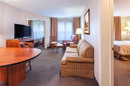 Two Bedroom Suite Picture Of Candlewood Suites Dallas Market Center Dallas Tripadvisor