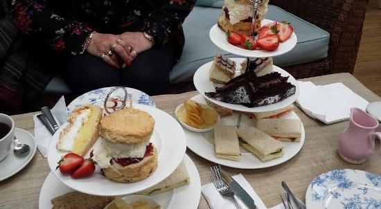 The Terrace Tea Rooms at Oswaldtwistle Mills