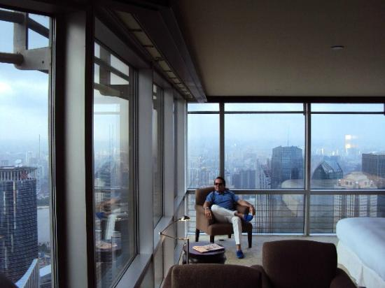 Grand Hyatt Shanghai Room Service