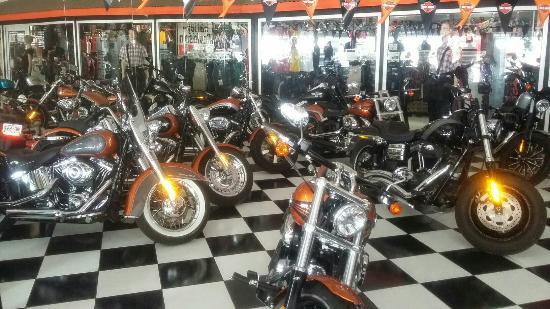 Harley-Davidson St Maarten