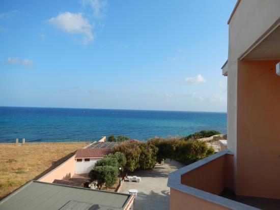 Domus Beach Castelsardo : Zimmer mit Meerblick Nordwestseite