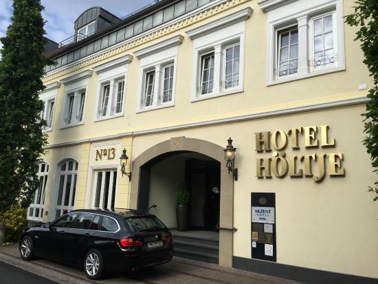 hotel höltje verden