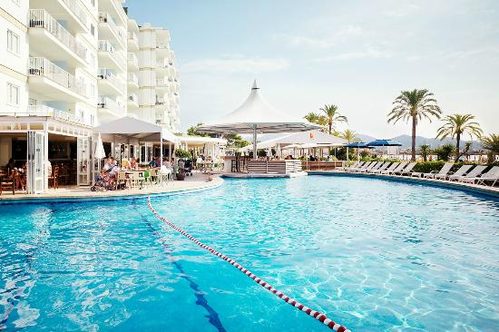 Sunwing Alcudia Beach Updated 2018 Hotel Reviews Majorca Spain Tripadvisor
