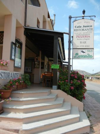 Restaurant Locanda Cala Junco