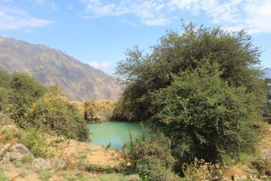 Matucana, Peru: La laguna más grande