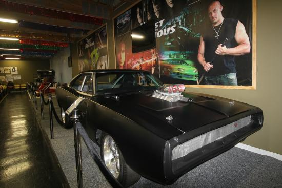 fast n furious car picture of volo auto museum volo. Black Bedroom Furniture Sets. Home Design Ideas