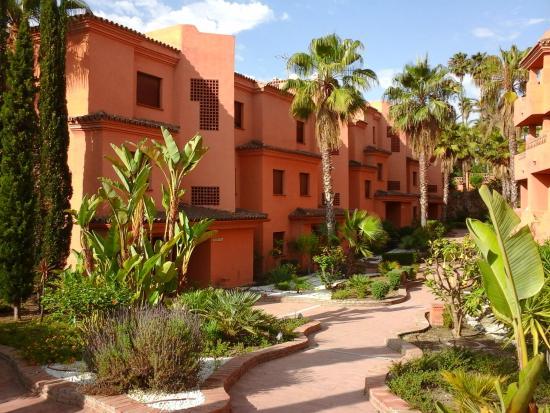 Royal Suites Marbella: jardins