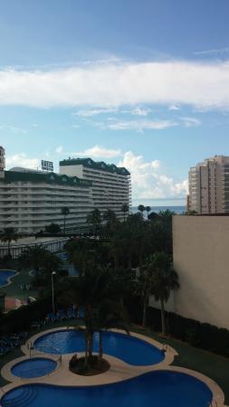 Ambar Beach Apartamentos - Unitursa: View from a third floor balcony