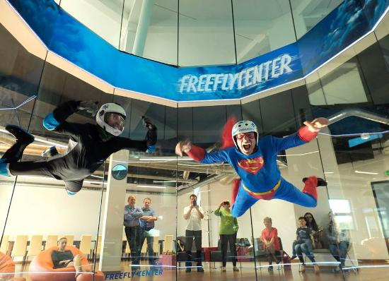 FreeFlyCenter - Wind Tunnel Leszno