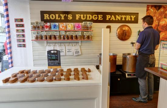 ‪Roly's Fudge‬