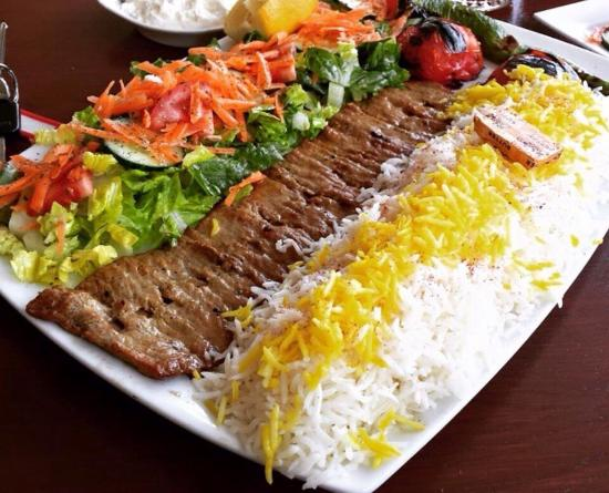Best chelo barg for ever picture of senator restaurant for Ahmads persian cuisine