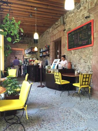 Cafe Santa Ana