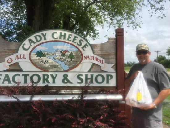 ‪Cady Cheese Factory and Shop‬