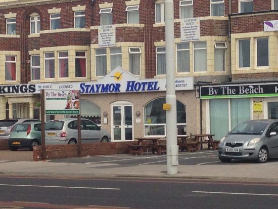 Staymor Hotel Blackpool