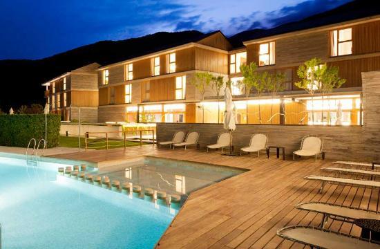 티에라 데 비에스카스 호텔