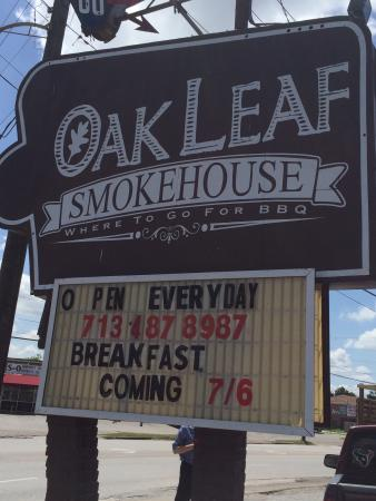 Oak Leaf Smokehouse