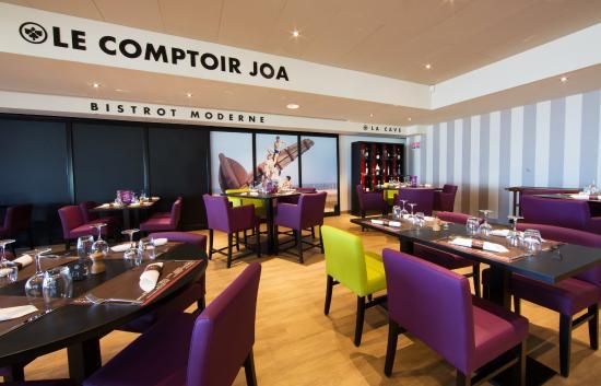 Restaurant La D Coration Moderne Et Chaleureuse