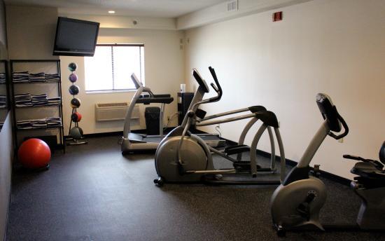 Days Inn Watertown: Fitness Room