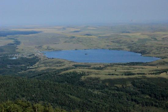 Altai Krai, Rússia: Озеро