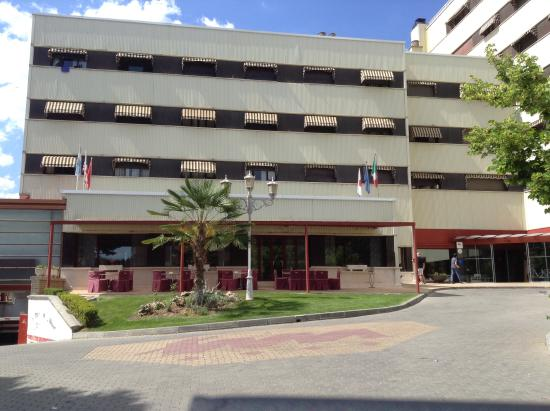 Torremangana Hotel: Buitenkant