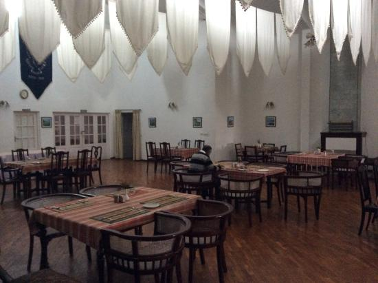 Ootacamund Gymkhana Golf Club: Restaurant
