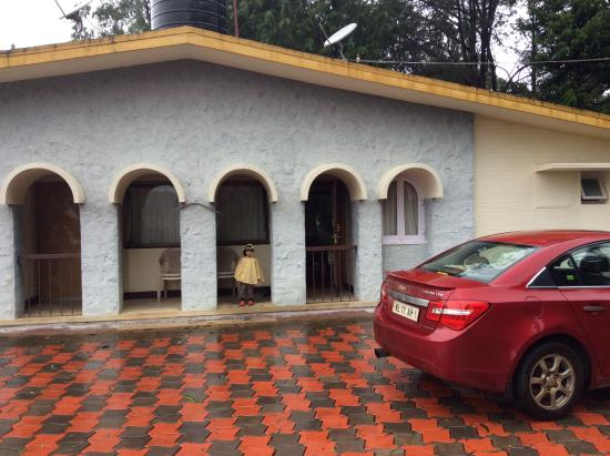 Ootacamund Gymkhana Golf Club: Cottage