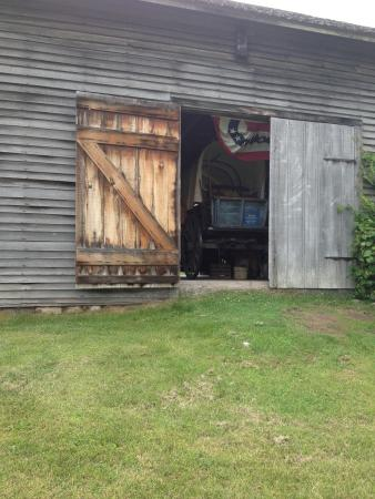 Walker's Tavern Barn