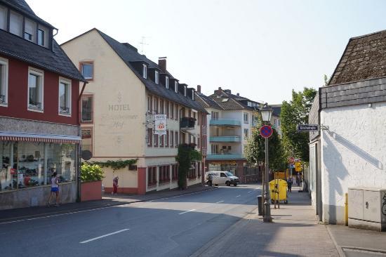 Rüdesheimer Hof: Rüdesheimer Hotel, Rüdesheim
