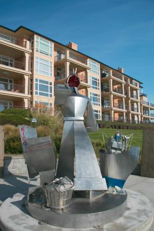 Vancouver, Waszyngton: Wendy Rose sculpture