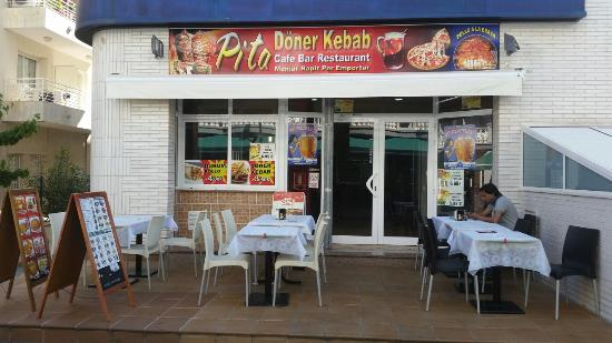Pita Donër Kebab Halal Food