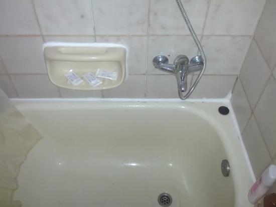 Pyli Bay Hotel: koupelna
