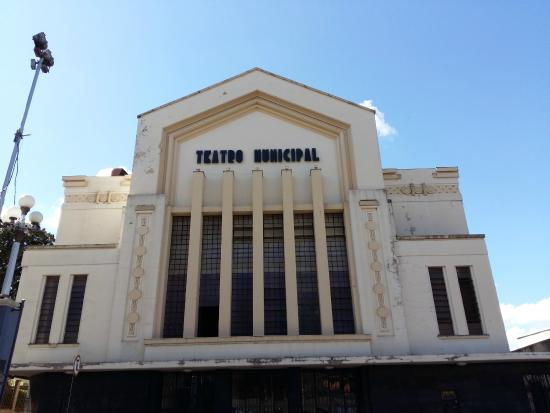 Teatro Municipal Manoel Franzen de Lima