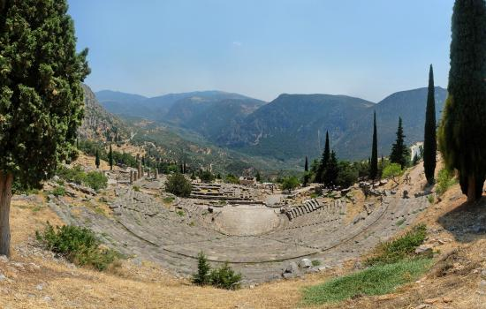 King of Argos - Picture of Delphi Ruins, Delphi - TripAdvisor