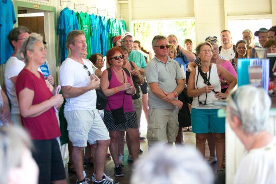 Roxborough, Tobago: THE RUM & CHOCOLATE EXPERIENCE