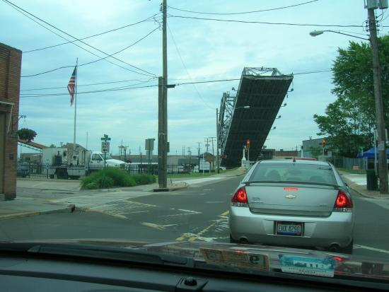 Harbor Perk: Jack Knife Bridge