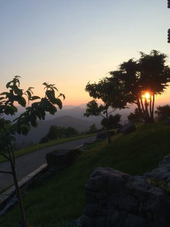 Ristorante del Rifugio Monte Poieto: silenzio e tranquillità..