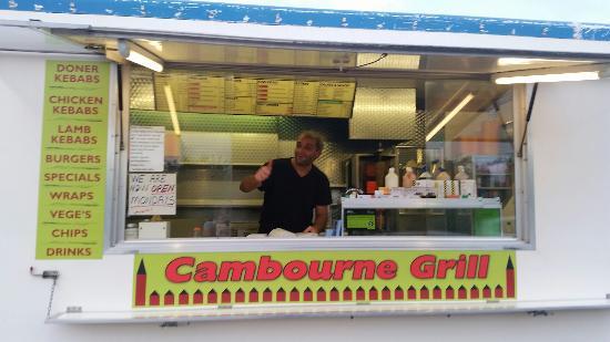Cambourne Grill