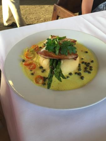 Five Palms Lahaina: Fish dinner