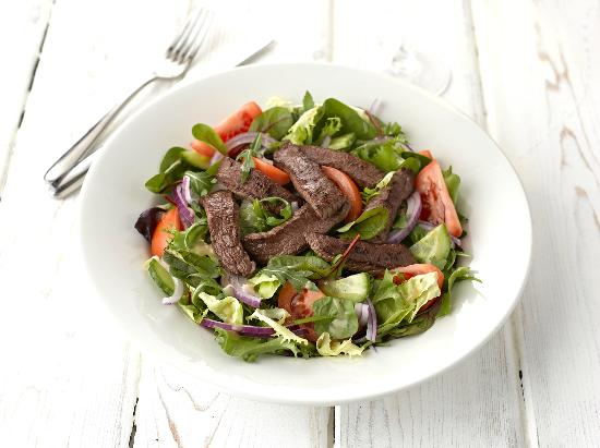 The Churchill: Our New Steak Salad