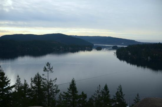 Quarry Rock Hike