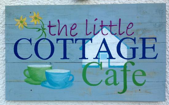 the little cottage cafe