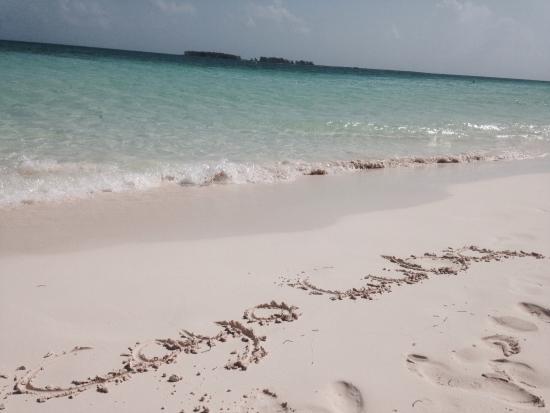 Hotel Villa Azul: Playa Pillar