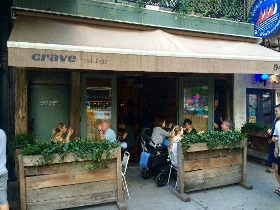 Crave Restaurant Nyc