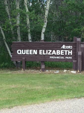 Queen Elizabeth Provincial Park