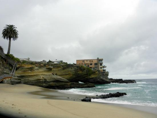 Table Rock Beach: panorama