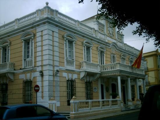 Comandancia General de Melilla