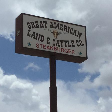 Great american land cattle el paso 9800 gateway blvd for El paso america