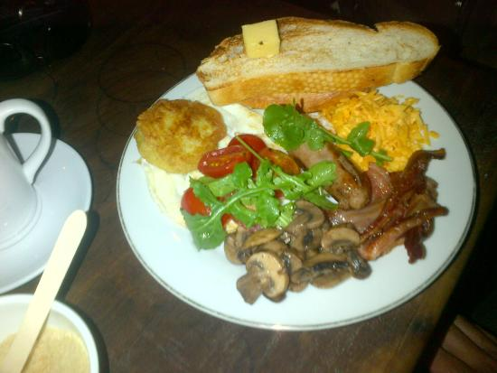 Haas Collective Coffee: Delicious breakfast