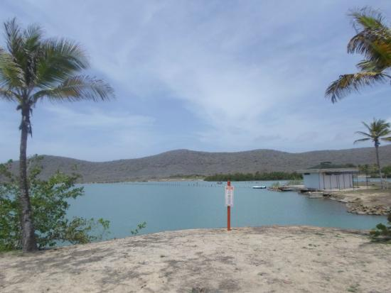 Laguna Mar: lagoon